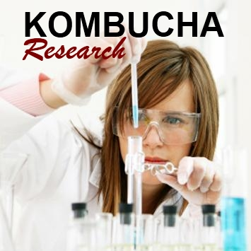 Kombucha-Research